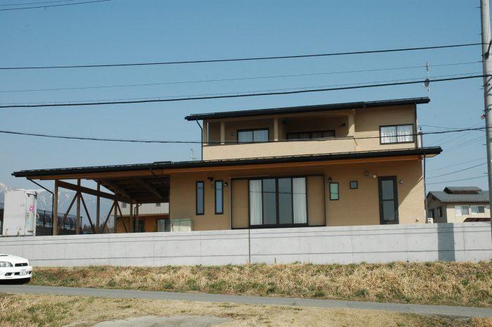 飯島町:建築実例09