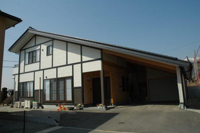 飯島町:建築実例11
