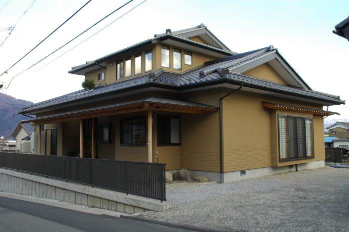 飯島町:建築実例14