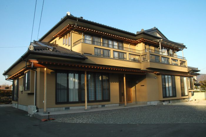 南箕輪村:建築実例19