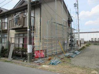 K様邸(アパート)